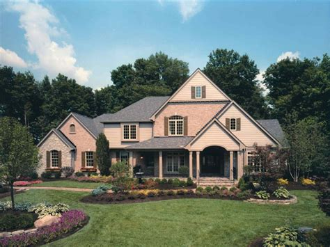 french country farmhouse house plan french country style bedrooms house plans