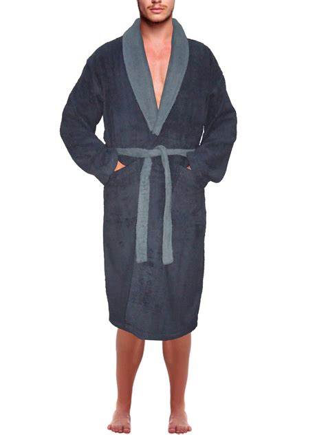 s 100 terry cotton bathrobe toweling gown robe two