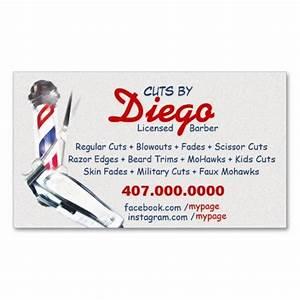214 best barber business cards images on pinterest for Barber business card template