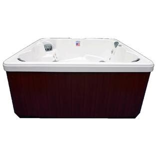the home and garden spas 6 person 32 jet tub free