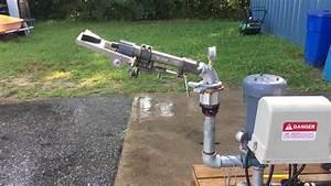 Booster Pump Irrigation Big Sprinkler