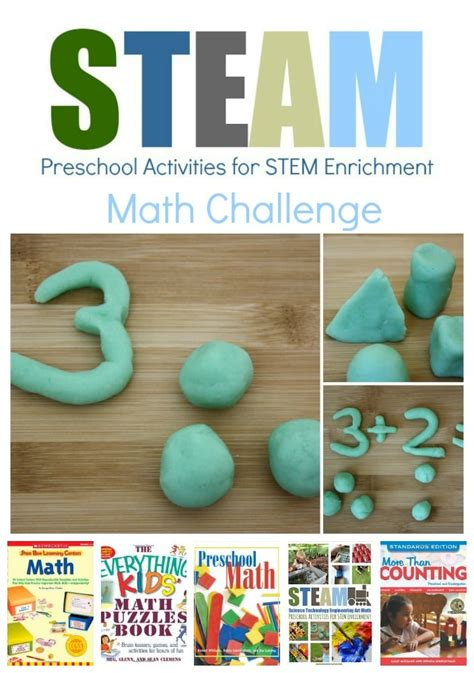 simple and steam activities for preschoolers the 903 | Preschool2BMath2BChallenge