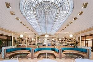 WeWork La Fayette is an Art Deco tribute to 1920's Paris