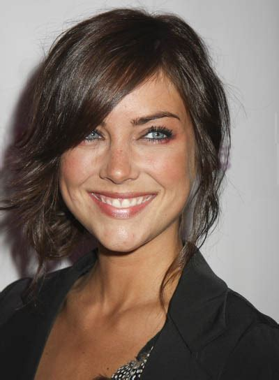 short hairstyles  fine hair  heart shaped faces
