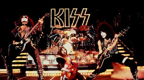 productivity heavy metal kiss performance art