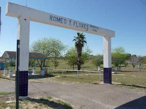 romeo t flores memorial park