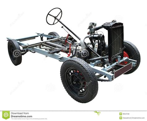 Car Chassis. Royalty Free Stock Photos