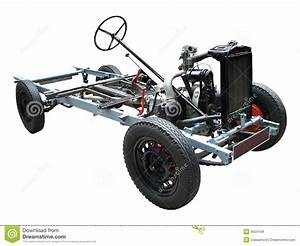 Car Chassis Royalty Free Stock Photos Image 9554158