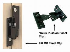 China Keku Panel Clips Manufacturers