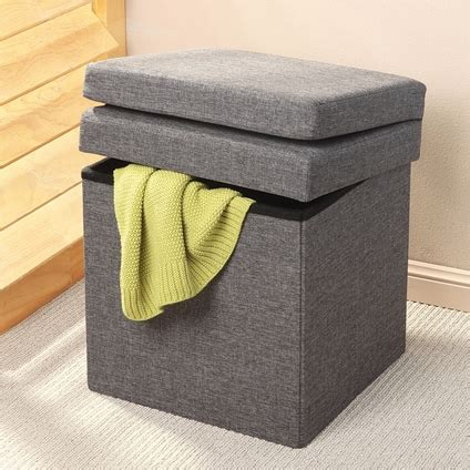 ottoman with backrest storage ottoman with backrest innovations