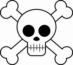 Cute Cartoon Skulls - ClipArt Best