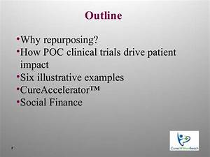 clinical trials on repurposed treatments for immediate With how to get into clinical trials
