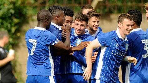 Under-23s in action at Sheffield FC - News - Sheffield ...