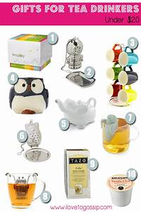 2013 Gift Guide – Gifts Under $20 for Tea Drinkers ...