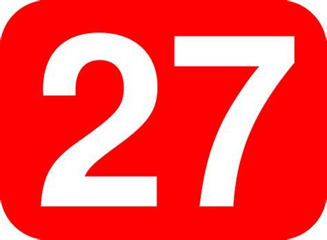 vector gratis veinte siete numero  imagen gratis en pixabay
