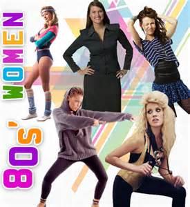 1980s Fashion Trends Women