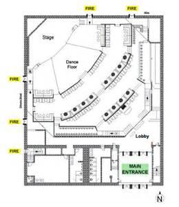 venue rental park west - Customized Floor Plans