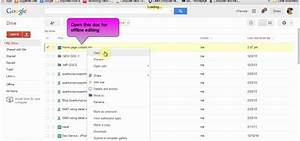 google drive how to view and edit files when you are With edit file in google drive