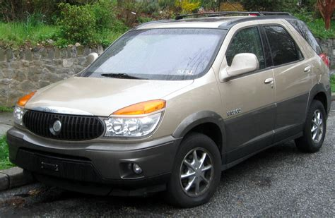 Buick 2003 Rendezvous by File 2002 2003 Buick Rendezvous Cxl 03 24 2012 Jpg