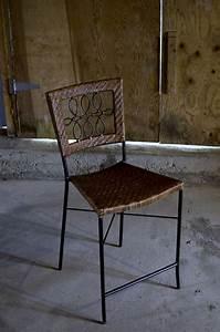 Chaise Rotin Et Metal : chaise d ext rieur en rotin et m tal 15 la grange aux meubles ~ Teatrodelosmanantiales.com Idées de Décoration