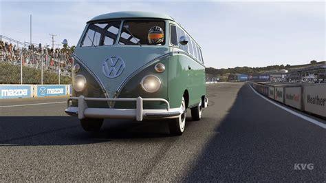 Volkswagen Type 2 De Luxe 1963- Test
