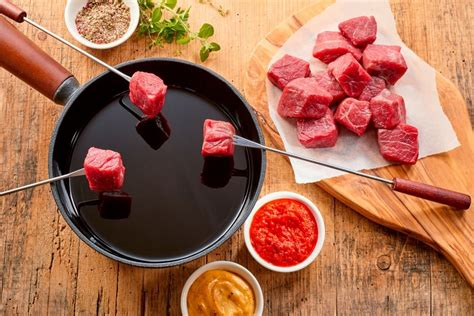 fondue bourguignonne pratiquech