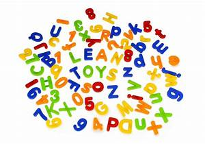 magnetic letters numbers math signs educational toys With magnetic letters and numbers for signs