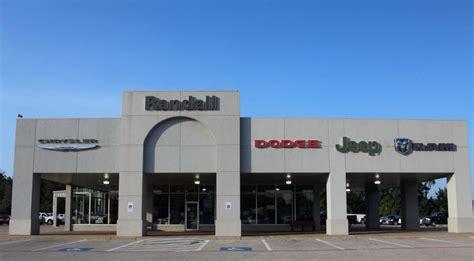 Chrysler Henderson by About Randall Dodge Chrysler Jeep Ram Henderson