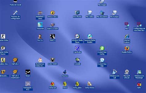 probleme icone bureau des icones sur le bureau probleme resolu