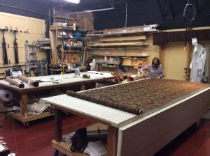 Upholstery Workroom by Our Workroom Precision Draperies Llc