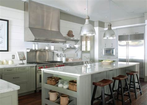 lights for kitchen cabinets gray green cabints cottage kitchen benjamin 7069