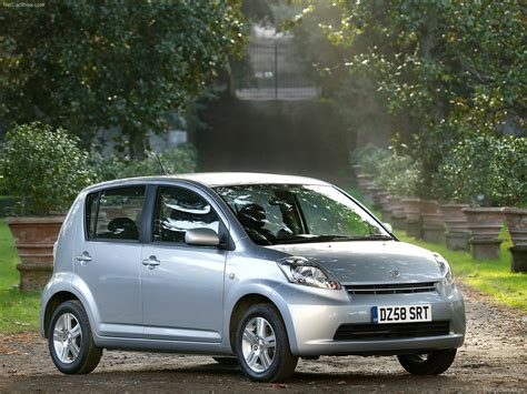 Daihatsu Sirion Wallpaper by Daihatsu Sirion 2007 Picture 10 Of 28 1280x960