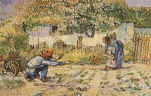 Reproduction Tableau Sur Toile : reproduction de van gogh first steps ~ Dailycaller-alerts.com Idées de Décoration