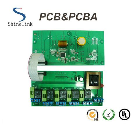Smt Dip Printed Circuit Board Production For Turnkey