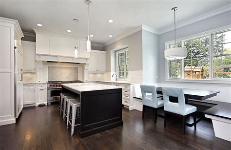 eat at kitchen island gorgeous contrasting kitchen island ideas pictures