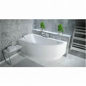 Baignoire D Angle 130x130 : baignoire oriego baignoire design mobilier salle de ~ Edinachiropracticcenter.com Idées de Décoration