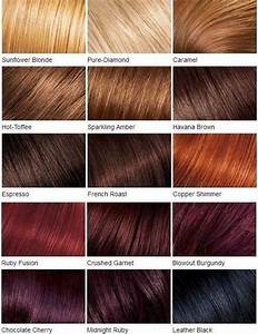 Hair Color Hair Color Chart Hair Color Dark Red Hair