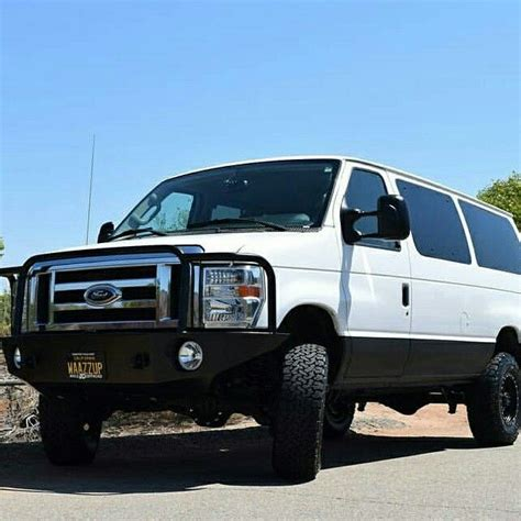 agile offroad build   ford van  aluminess front bumper love  license plate ford