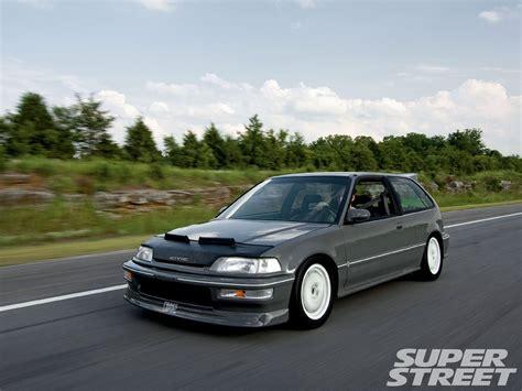 1990 Honda Civic Hatchback Ef