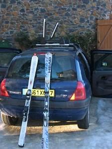 Pose Toit Ouvrant Feu Vert : barres de portage et porte ski clio clio rs renault forum marques ~ Medecine-chirurgie-esthetiques.com Avis de Voitures