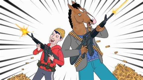 bojack horseman wallpapers pictures images