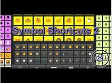 Symbols Shortcuts 2 with custom Keyboard – Google Play
