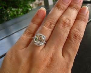 2 karat engagement ring 4 carat ring on e4jewelry