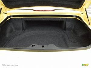 2002 Ford Thunderbird Premium Roadster Trunk Photos