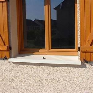 appui de fenetre et materiel de construction les materiaux With seuil de fenetre exterieur