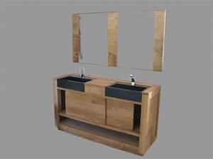 meuble haut salle de bain portes coulissantes With meuble haut salle de bain porte coulissante