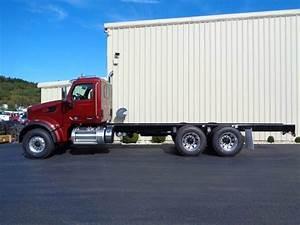 2020 Peterbilt 567 Tandem Axle Cab  U0026 Chassis Truck