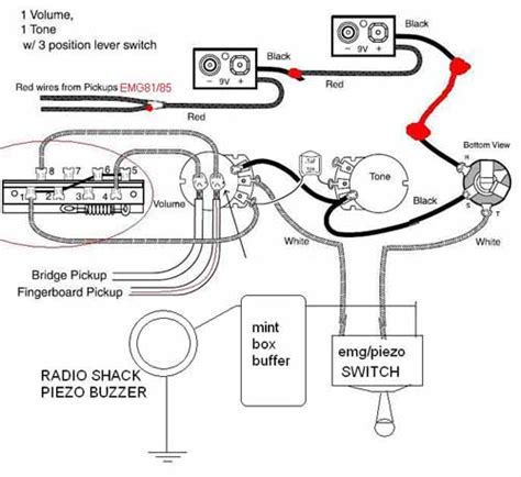 Emg Wiring Diagram Free Collection