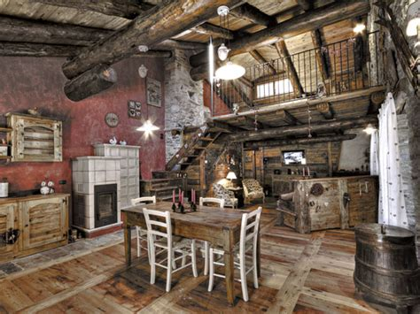 interni casa rustica casantica casantica n 44