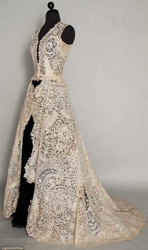 I Heart Wedding Dress Vintage Lace Wedding Dress